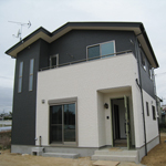 T・K様邸 新築施工事例 外観