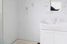 洗面室施工事例