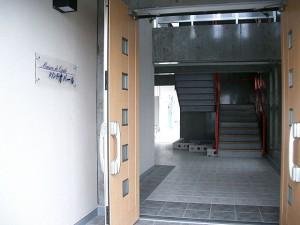メゾンドオパール フロント