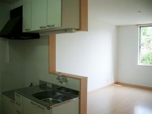 KハイツII.III キッチン