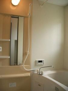 佐藤戸建賃貸 浴室