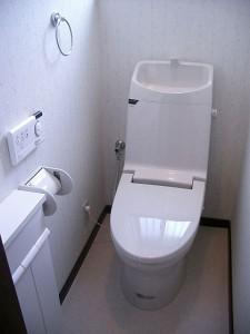 佐藤戸建賃貸 トイレ