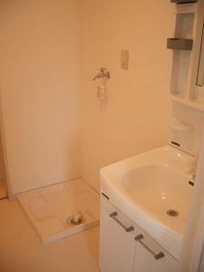 メゾンドオパール 浴室