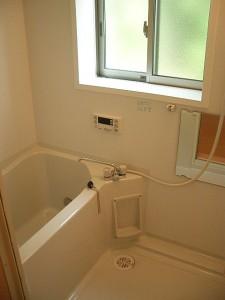 KハイツII.III 浴室