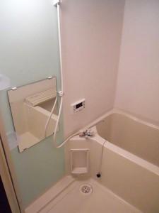 生田目アパート 浴室