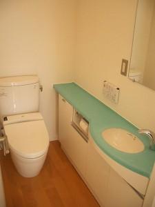 フナキ生花 トイレ