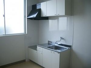 長島クリーニング工場 キッチン