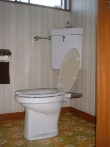 トイレ施工事例  T様邸 着工前