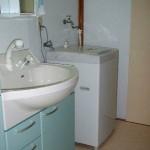 洗面室施工事例 S様邸 完成