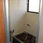 浴室施工事例 A様邸 着工前