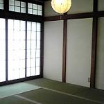 居室・リビング施工事例 和室・京壁~珪藻土 完成