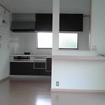 居室・リビング施工事例 LDK 完成