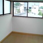 居室・リビング施工事例 子供部屋・畳~フロア 完成
