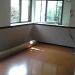 居室・リビング施工事例 ダイニング段差解消 完成