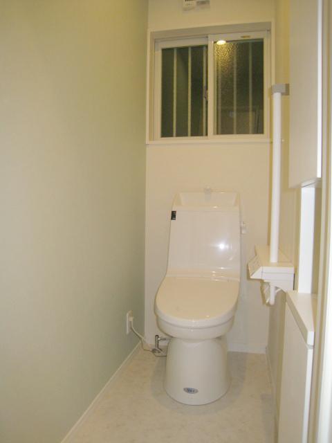 M様邸 トイレ