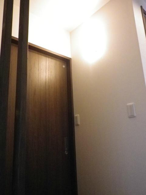 N様邸 ドア
