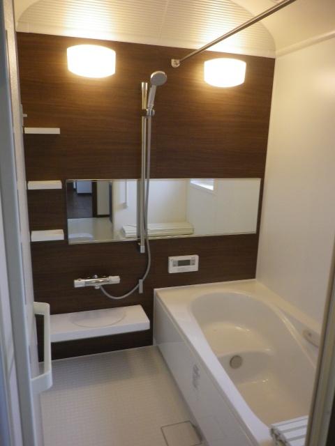 N様邸 浴室