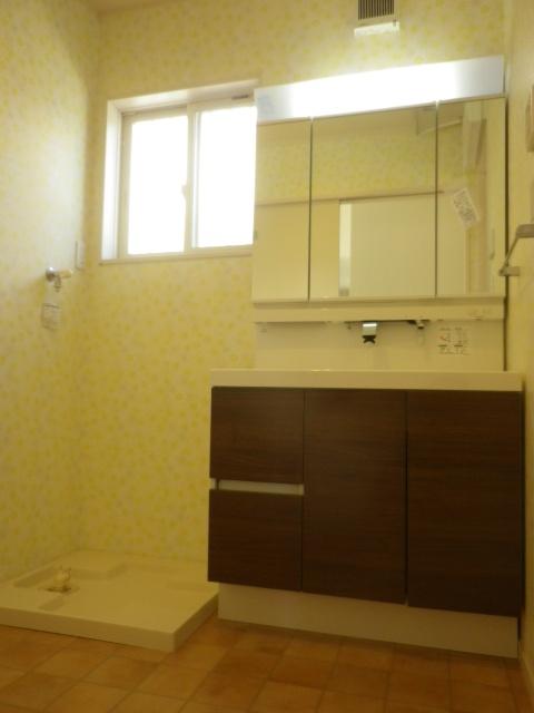 S様邸3 洗面所