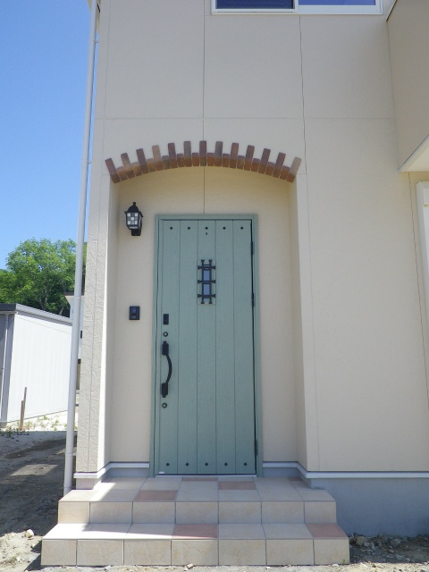 S様邸3 玄関