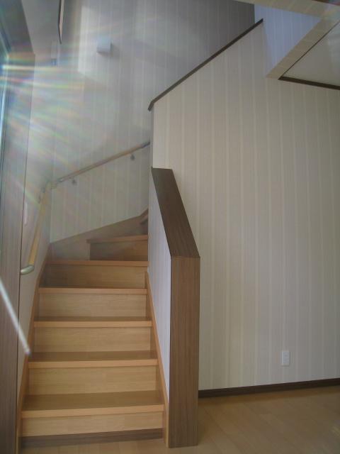 K様邸 階段