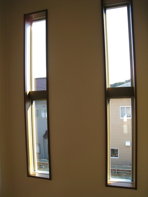 K様邸 窓
